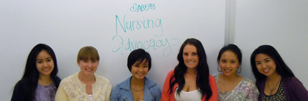 Student Nurses Join the Team